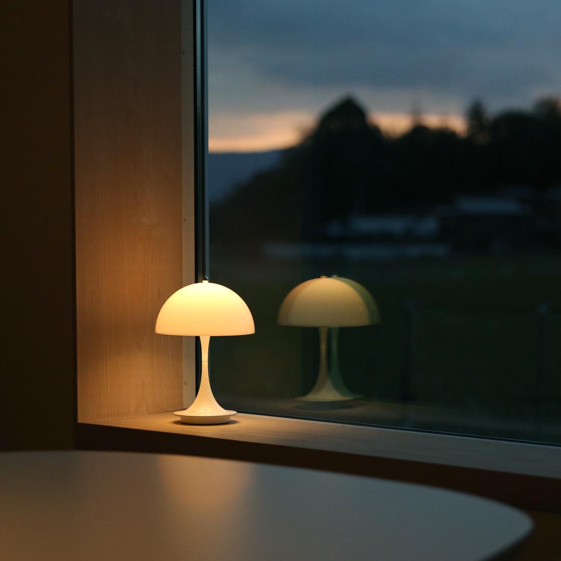 【ポイント10倍】Louis Poulsen(ルイスポールセン)  Panthella Portable(パンテラ ポータブル) テーブルランプ
