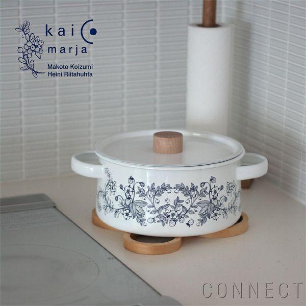 Kaico(カイコ)+marja(マルヤ) / 両手鍋