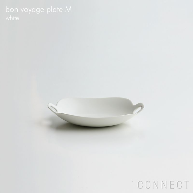 yumiko iihoshi porcelain (イイホシユミコ)bon voyage (ボンボヤージュ) プレート M