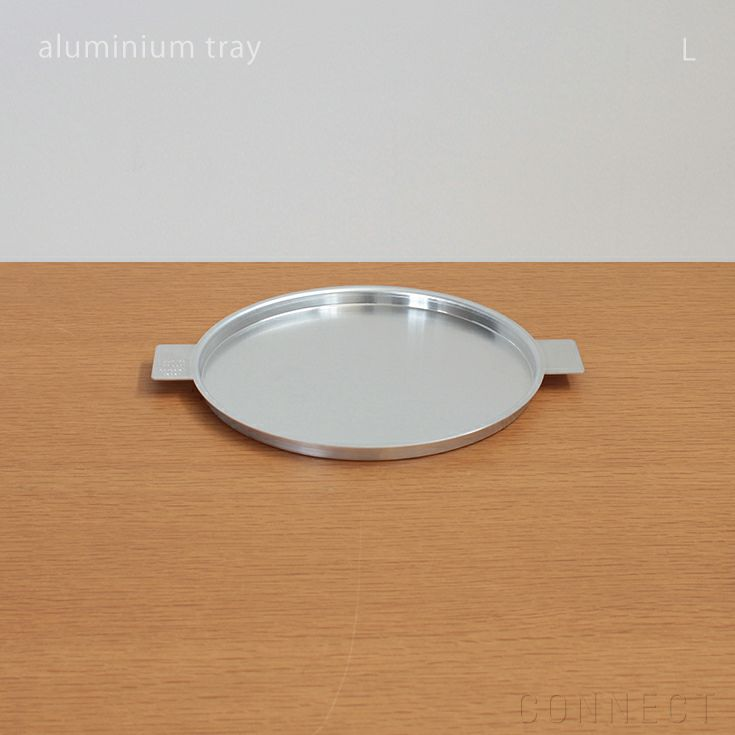 yumiko iihoshi porcelain (イイホシユミコ) アルミトレ- / ラウンド(L)
