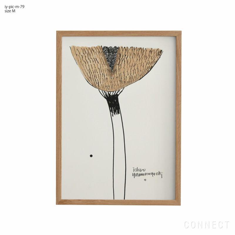 山口一郎 / Mサイズ / 花 / iy-pic-m-79