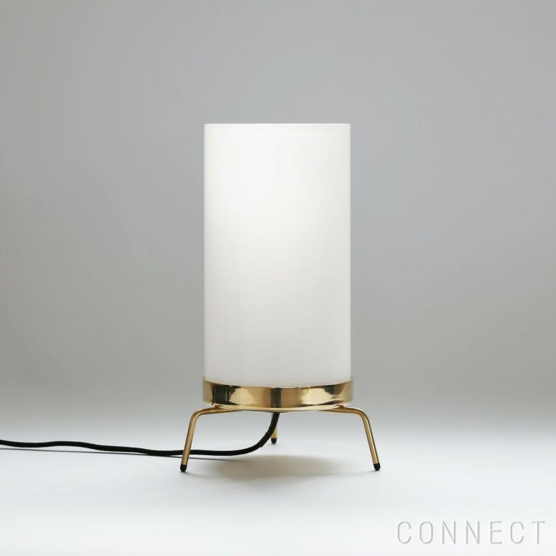 Fritz Hansen(フリッツ ハンセン) PM-02 / テーブルランプ / オパールガラス / 真鍮