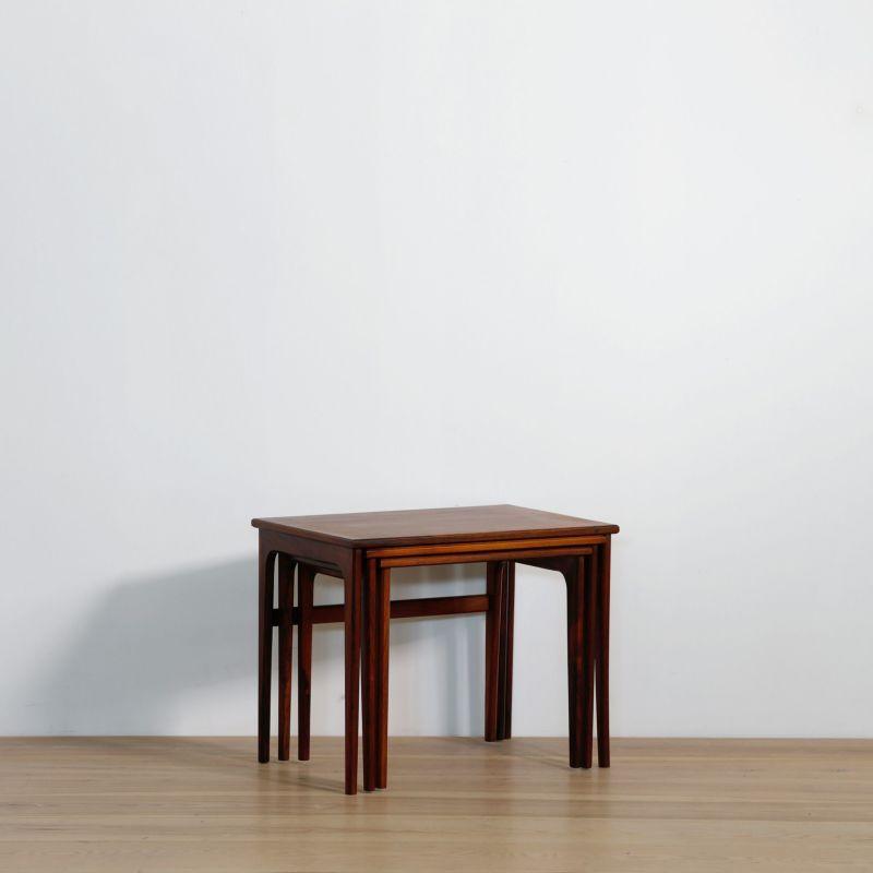 ネストテーブル(vd1909-87) 【北欧ヴィンテージ】