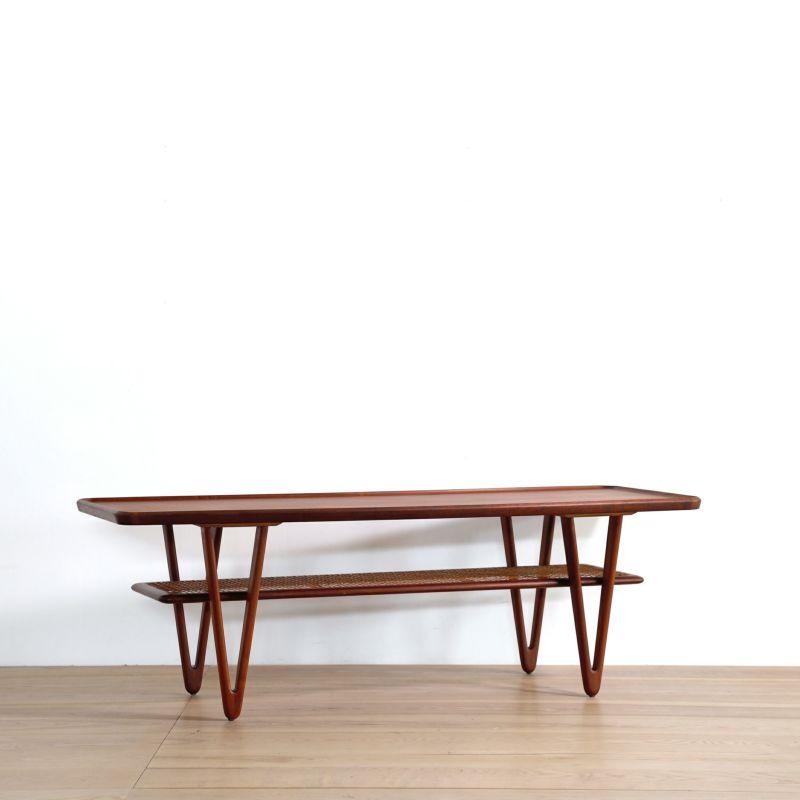 ソファーテーブル(vd1909-83) 【北欧ヴィンテージ】