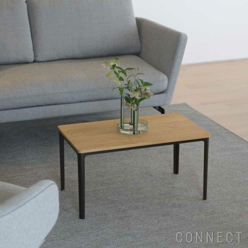 Vitra(ヴィトラ) / Plate Table ( プレート テーブル)  410 / ナチュラルオーク ・オイル仕上げ  / チョコレート脚  / コーヒーテーブル