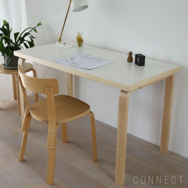 artek(アルテック) / TABLE 80A (テーブル 80A) / ホワイトラミネート