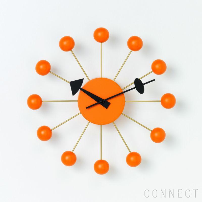 Vitra(ヴィトラ) / Wall Clocks(ウォールクロック) / Ball Clock(ボール クロック) / Orange / 掛け時計